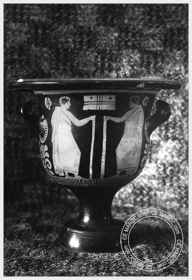 Volubilis, antiquités. 2-28310