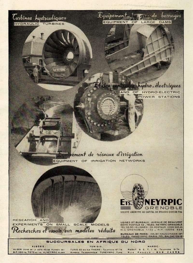 L'Hydraulique et l'Electricité au MAROC. 3-f_0110