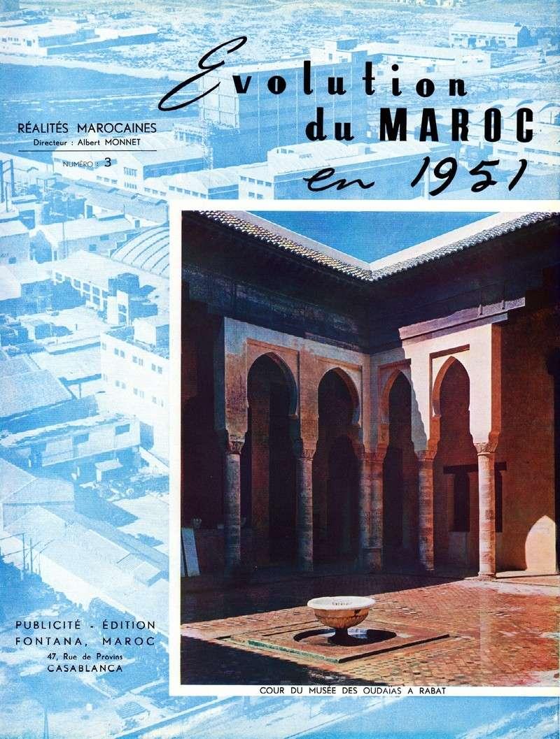 Evolution du Maroc en 1951. 34-sws10
