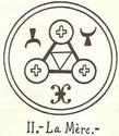 Listing pentacles et talismans - Protection Mare_d10