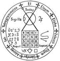 Listing pentacles et talismans - Protection Pent7p10