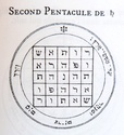 Listing pentacles et talismans - Protection Saturn11