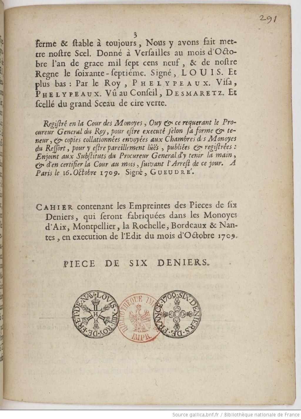 """Mes Six deniers dits """"Dardennes"""" pour Louis XIV et leur histoire Edit3_10"""