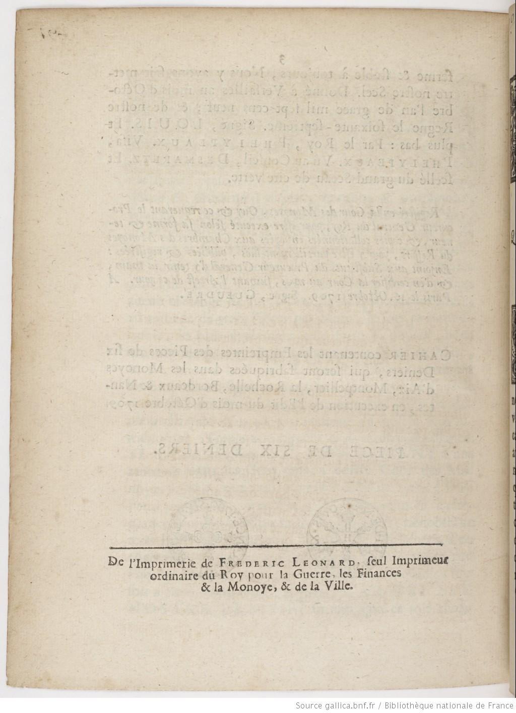 """Mes Six deniers dits """"Dardennes"""" pour Louis XIV et leur histoire Edit4_10"""