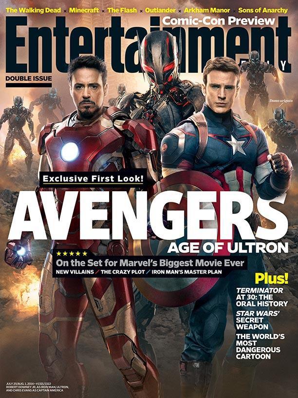 Avengers : L'Ère d'Ultron [Marvel - 2015] - Page 4 32607711