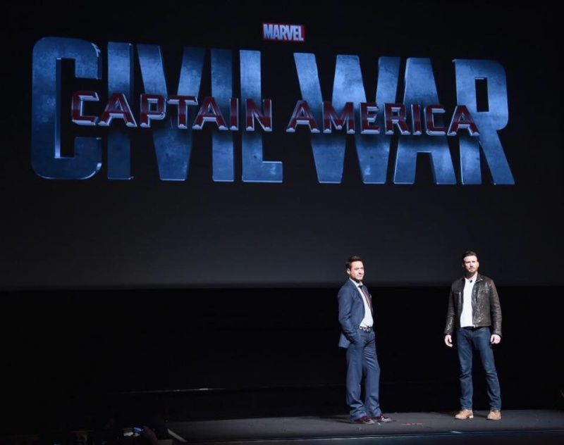 Captain America : Civil War [Marvel - 2016] Cap11