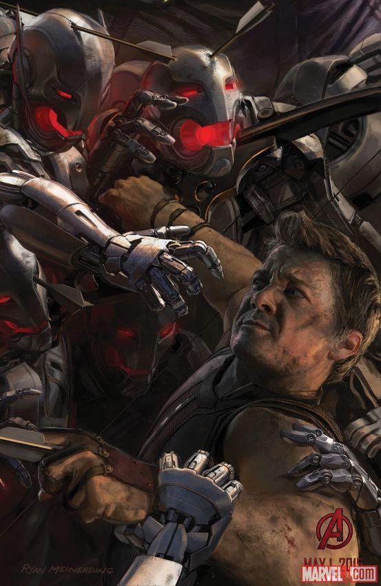 Avengers : L'Ère d'Ultron [Marvel - 2015] - Page 4 Oeil10