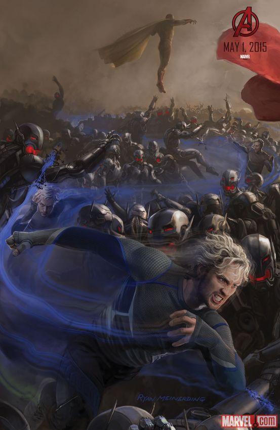 Avengers : L'Ère d'Ultron [Marvel - 2015] - Page 4 Vision10