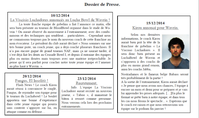 31/01/2015 - Lucha Bowl 2015 Presse10