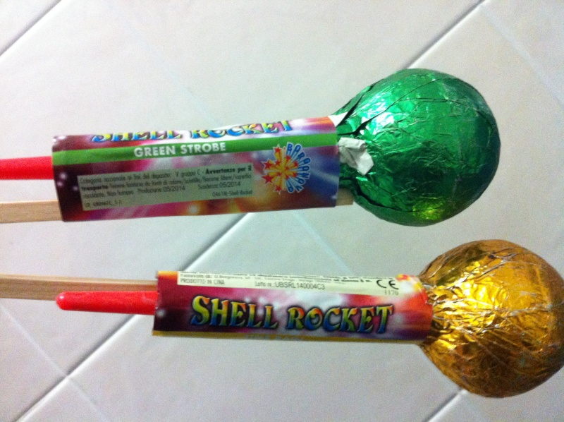 Razzo shell rocket 0461M Immagi31