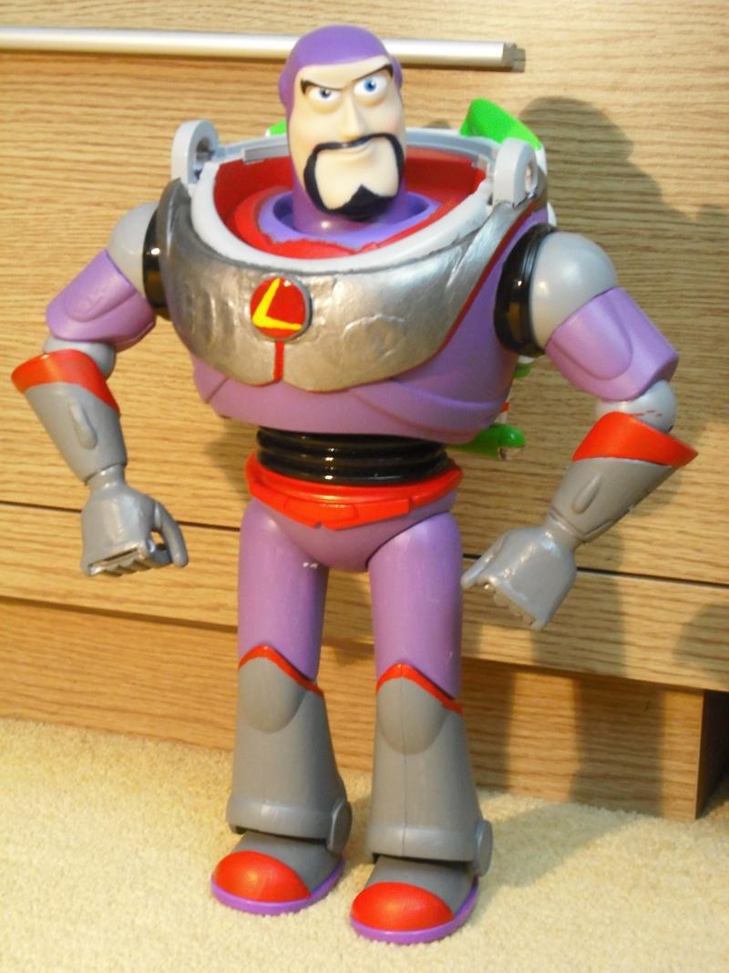 """Custom 12"""" Evil Buzz Lightyear Figure Dscf1311"""