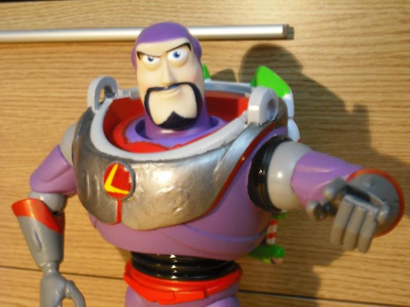 """Custom 12"""" Evil Buzz Lightyear Figure Dscf1313"""