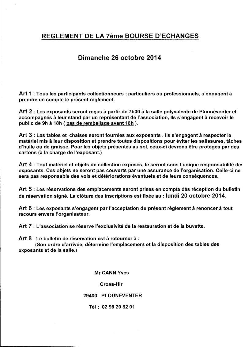 26 octobre 7ème bourse d'échange auto/moto PLOUNEVENTER 29 Reglem10