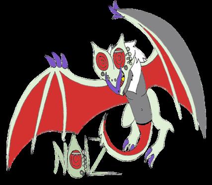 Noiz the shiny Noivern (Dragon, Ace) Noiz11
