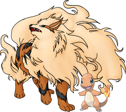 Gale the Arcanine & Alduin the Charmander (Meteor|Elite) Leader Pictur12