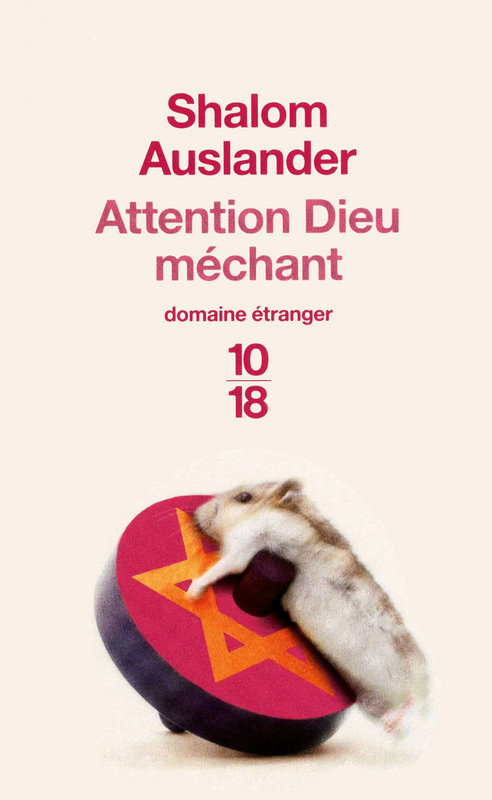 [Auslander, Shalom] Attention dieu méchant 97822615