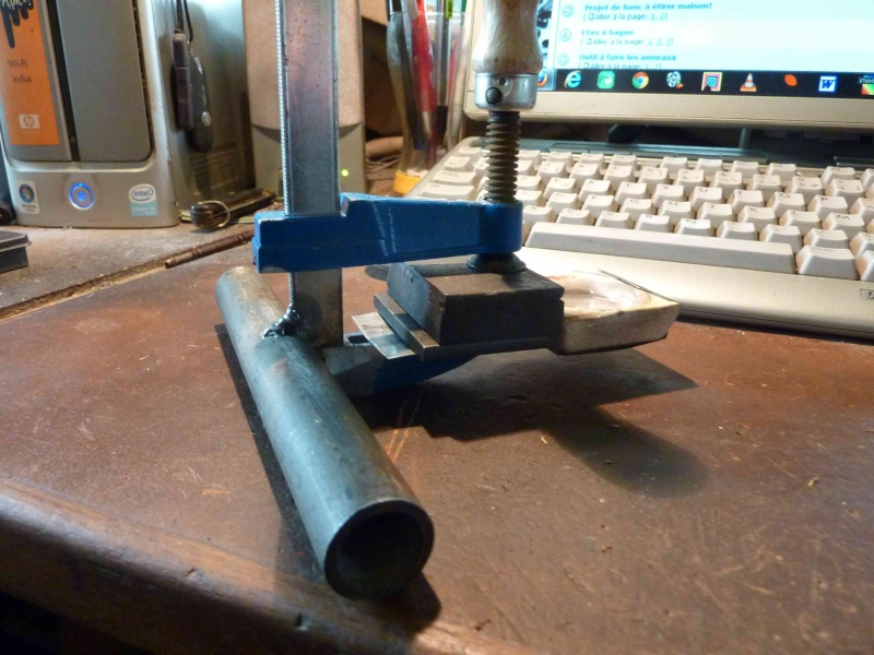Lingotière à bascule Lab110