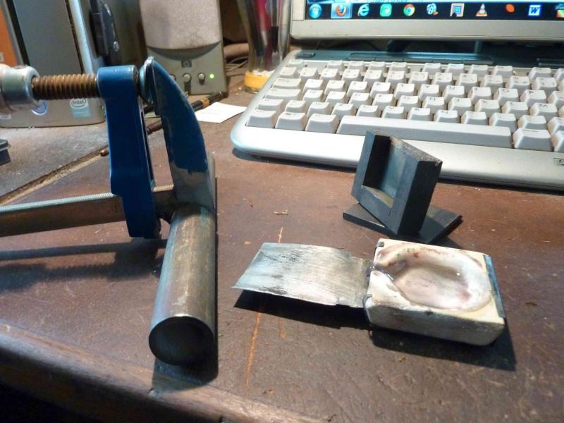 Lingotière à bascule Lab310