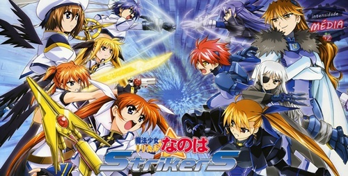 Magical Girl Lyrical Nanoha StrikerS Nanoha13