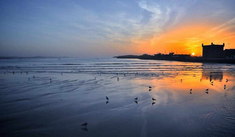 Encore un coucher de soleil Dsc_9010