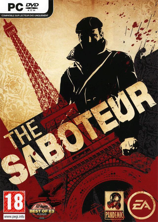 لعبة الأكشن والإثارة الرهيبة The Saboteur نسخة ريباك تحميل مباشر على اكثر من سيرفر 131