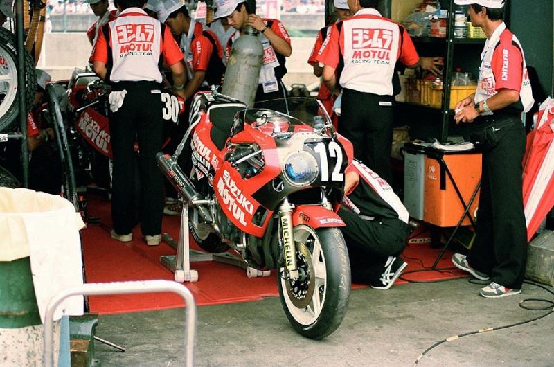 Machines de courses ( Race bikes ) - Page 18 36316810