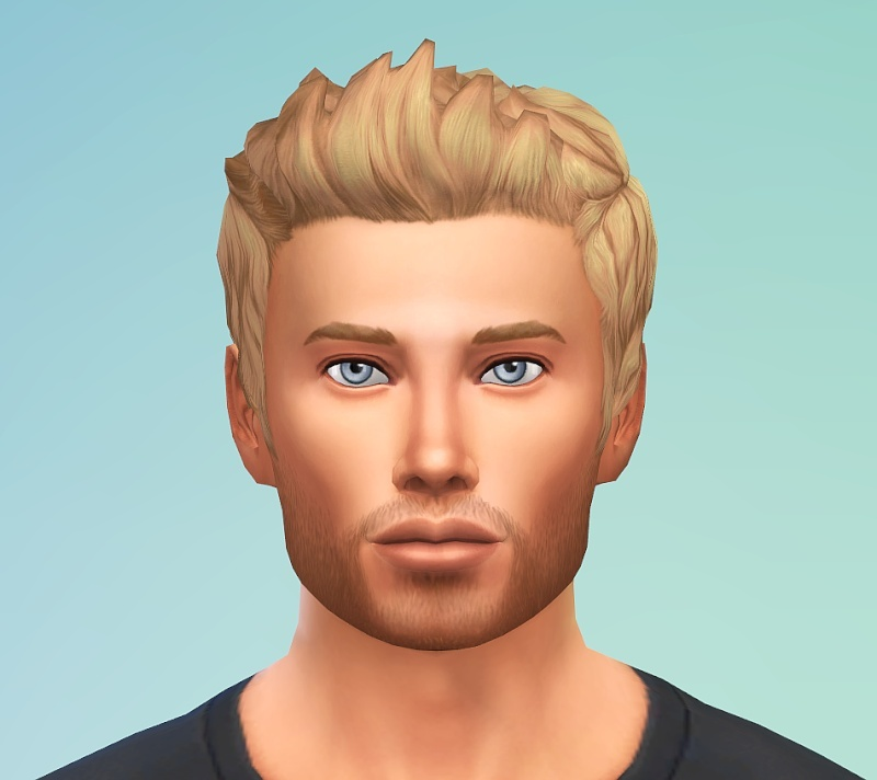 Ina's Sims 4 Characters Ritchi10