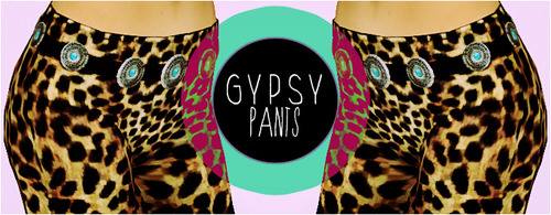 Gypsy Pants by Modish Kitten Tumblr12