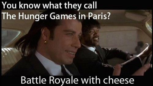 Battle Royale Hunger11