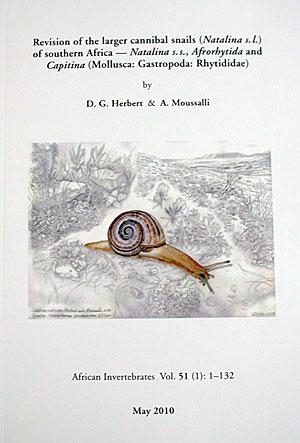 Bibliothèque de malacologie continentale Herber10