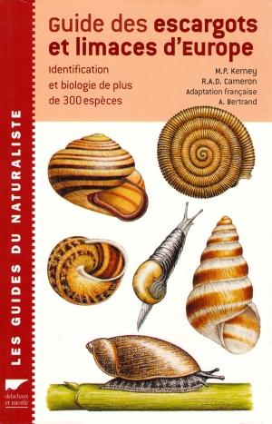 Bibliothèque de malacologie continentale Kerney10