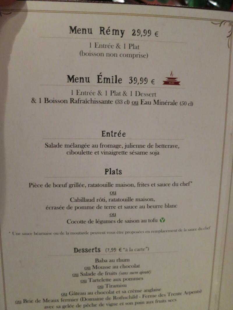 [Nouveau Restaurant] Bistrot Chez Rémy (10 juillet) - Page 37 Img_0410