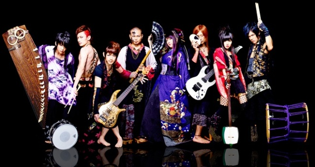 [J-Rock/Traditionnel] Wagakki Band News_n10