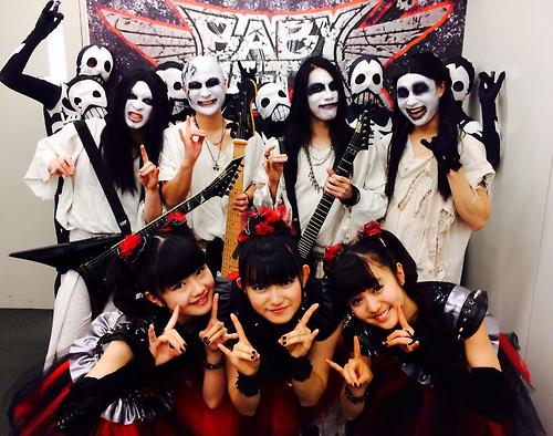 [J-Pop/Metal = Kawaii Metal] BABYMETAL Tumblr10