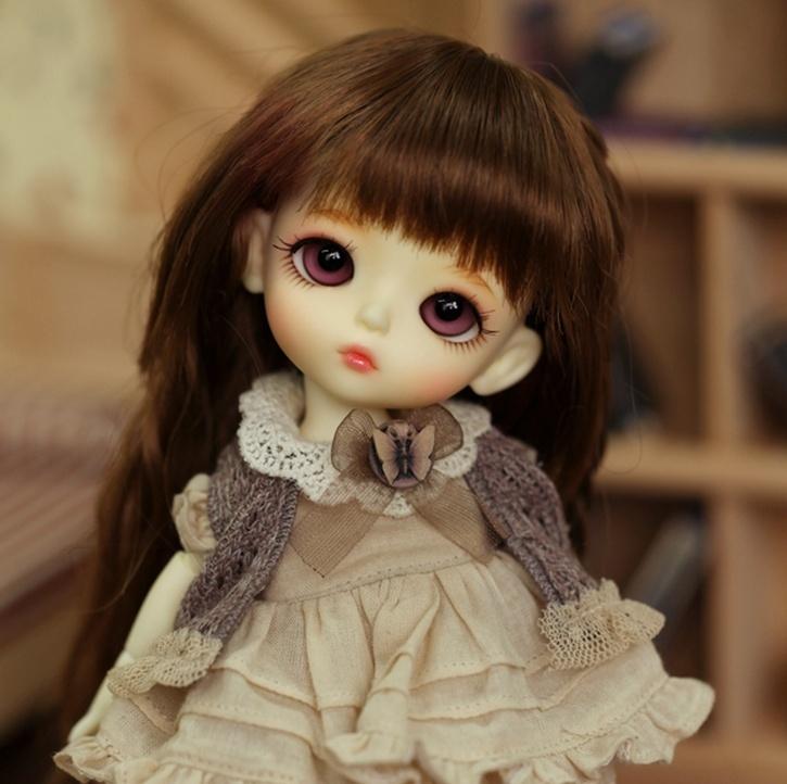 ♥ Preorder de Octobre/Novembre ♥ Yellow Basic & Lati white belle brown tan skin♥   Hani10