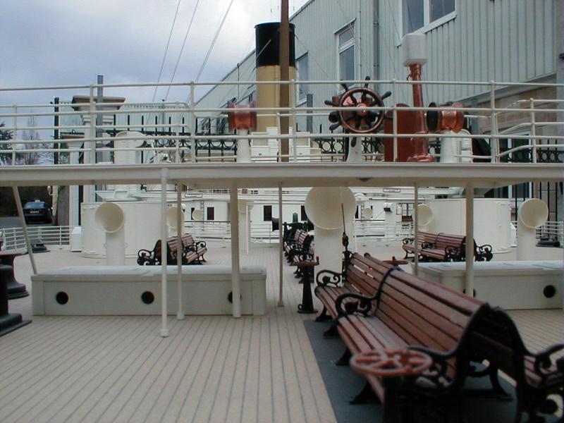 titanic - Titanic 1:144 di Blackknight Dsc00010