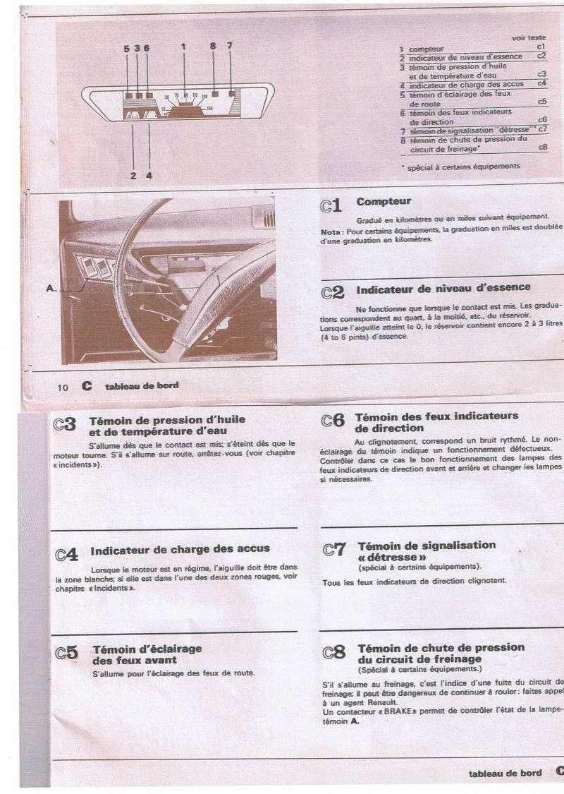 ampoule(s) de tableau de bord - remplacement Ccf18110