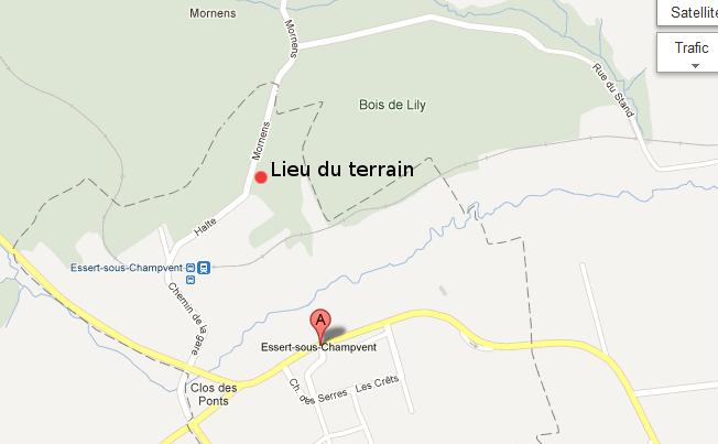 Tournois médiéval, lancement du GN (22 septembre 2012) Terrai10