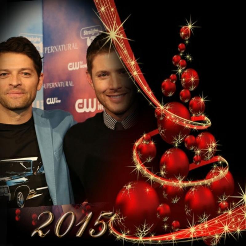 supernatural - Supernatural/Deux frères et un ange/Dean-Sam-Castiel/G - Page 4 _2015_10