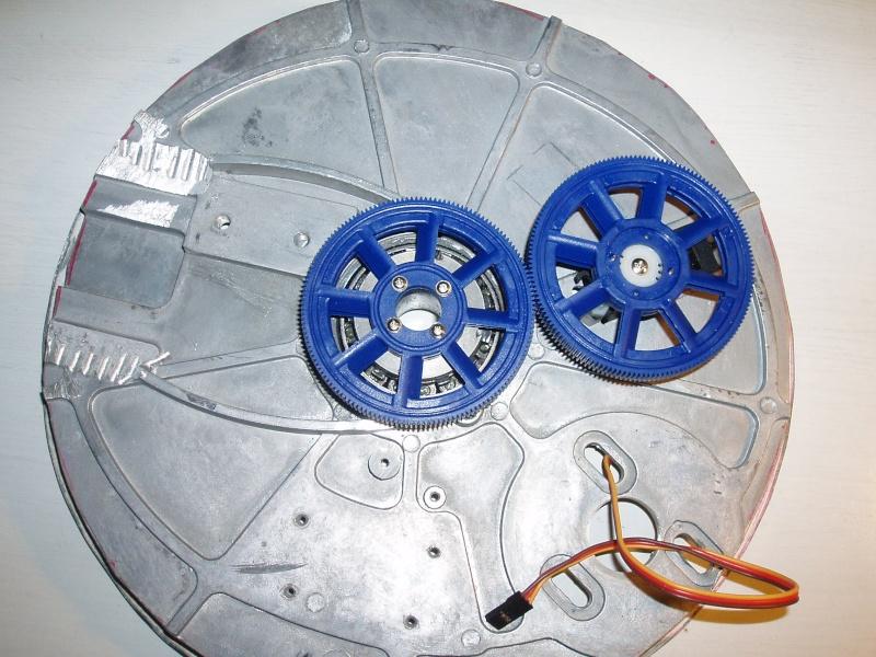 Tourelle automatique tracking vidéo 00118