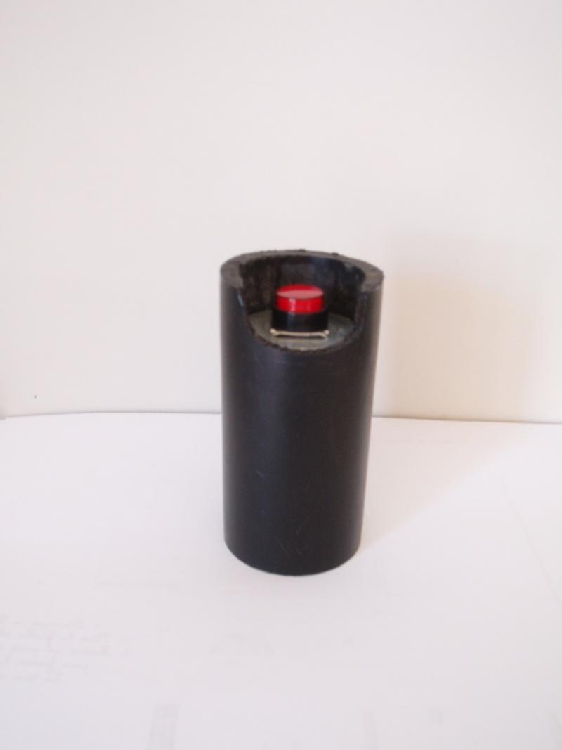 Grenade SONORE & Lumineuse 00310