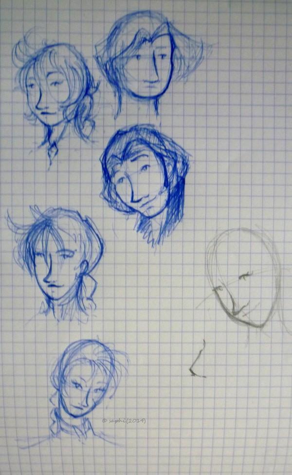 Saphirina a sorti ses crayons ! - Page 28 Rechrc10
