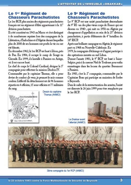 Plaquette DRAKKAR, du camp d'Idron au Liban 3_drak12