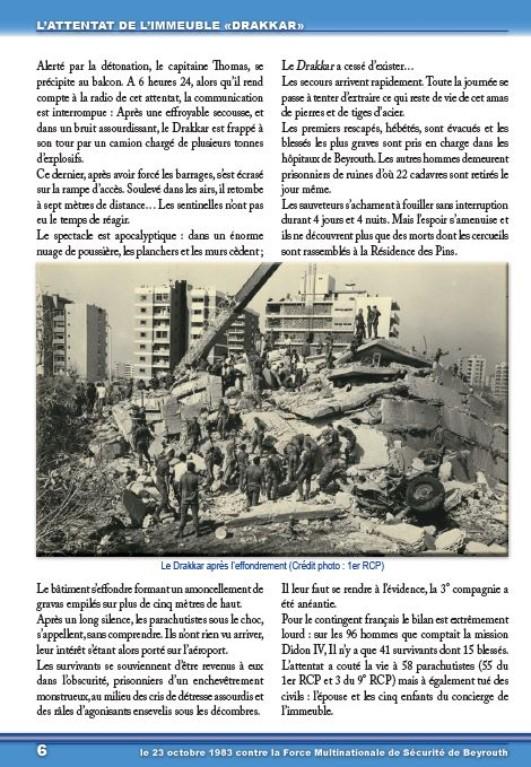 Plaquette DRAKKAR, du camp d'Idron au Liban 6_drak11