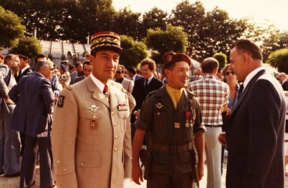 Le général Lacaze, en passant par le camp d'Idron  Aamci_19
