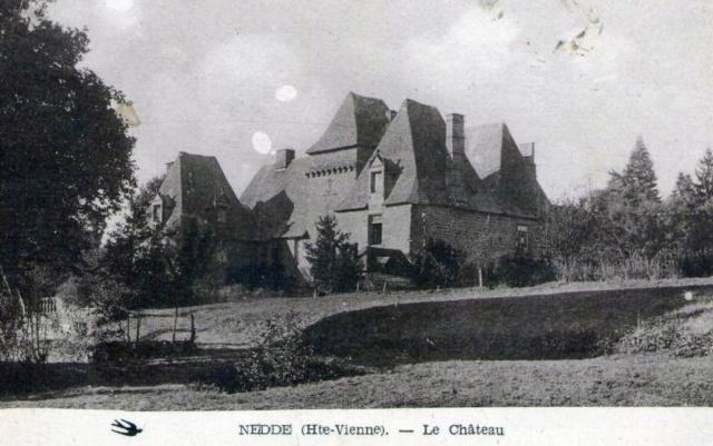 Le château de Nedde Aro10