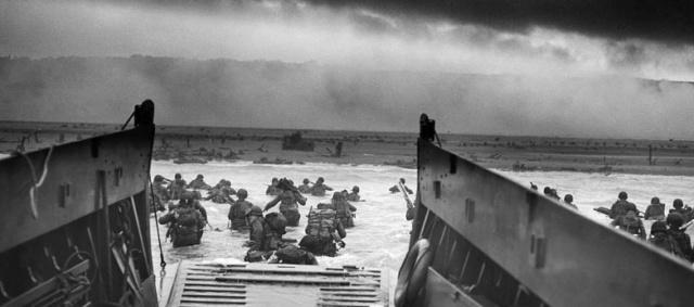 Les célébrations du 76e anniversaire du Débarquement en Normandie menacées ? Bat10