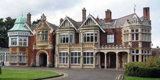 Bletchley Park Bp10