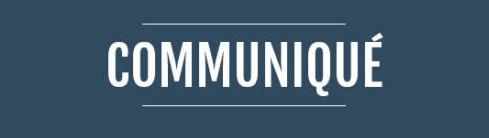 COMMUNIQUE CONCERNANT LE FORUM Com11