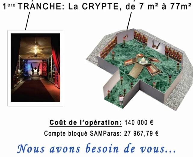 LE SITE DU MUSÉE DES PARAS Crypte10